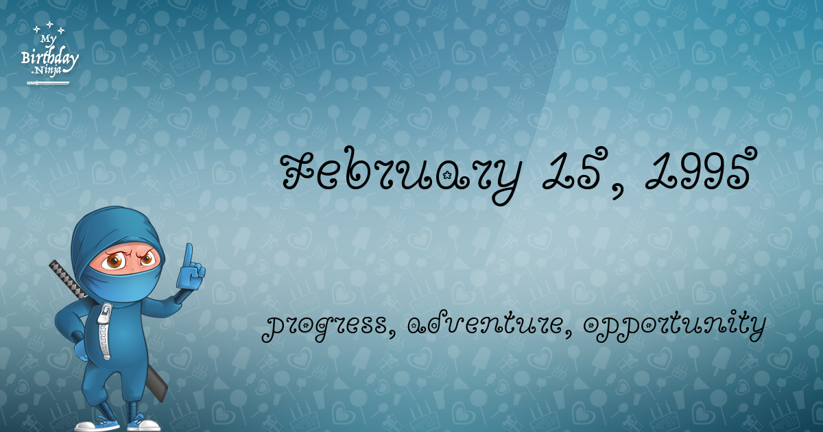 february 15 birthday astrology tlc