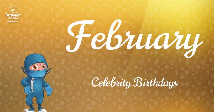 February 0 Famous Birthdays