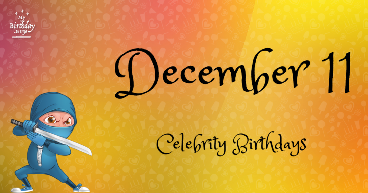 8 december birthday celebrity ecards