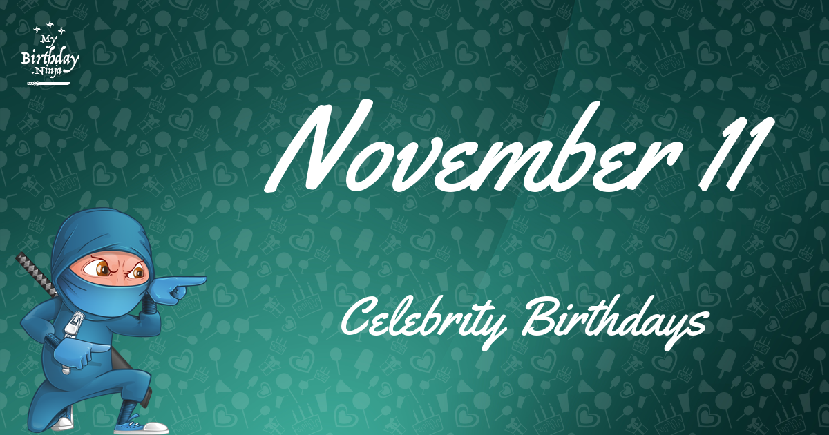 Celebrity birthdays 3 26