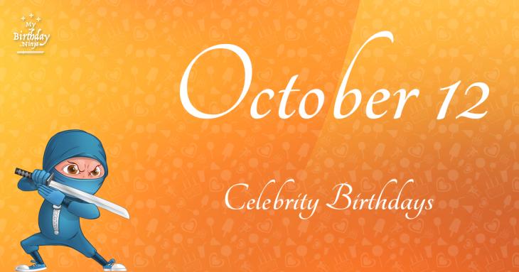 Celebrity Birthday's In October - Libra - YouTube