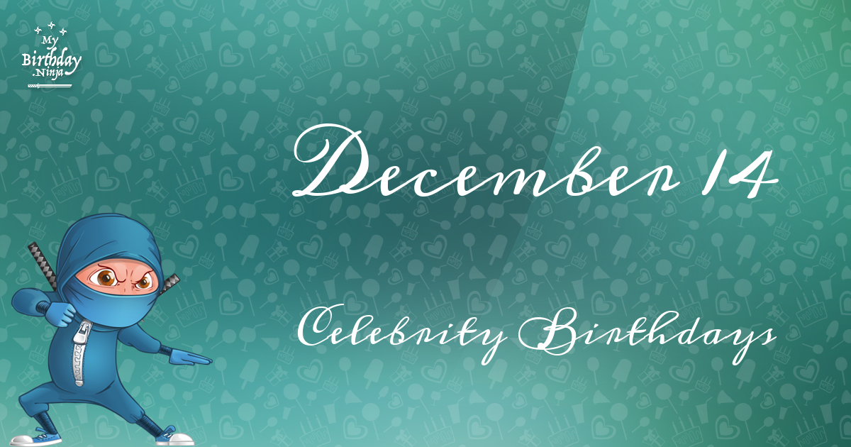 Today's top celebrity birthdays list for December 30, 2018 ...
