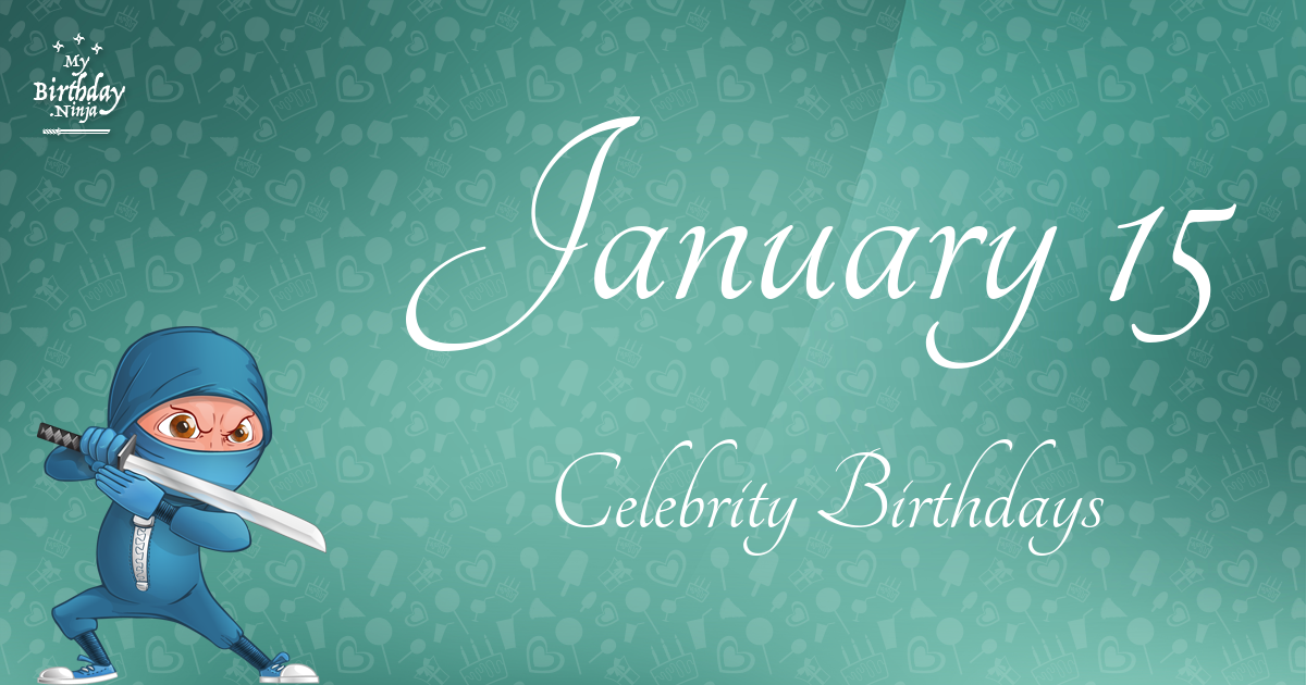 Famous People's Birthdays, January 05, India Celebrity ...