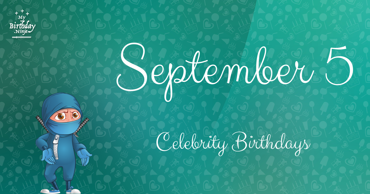 September 22 Famous Birthdays | SunSigns.Org