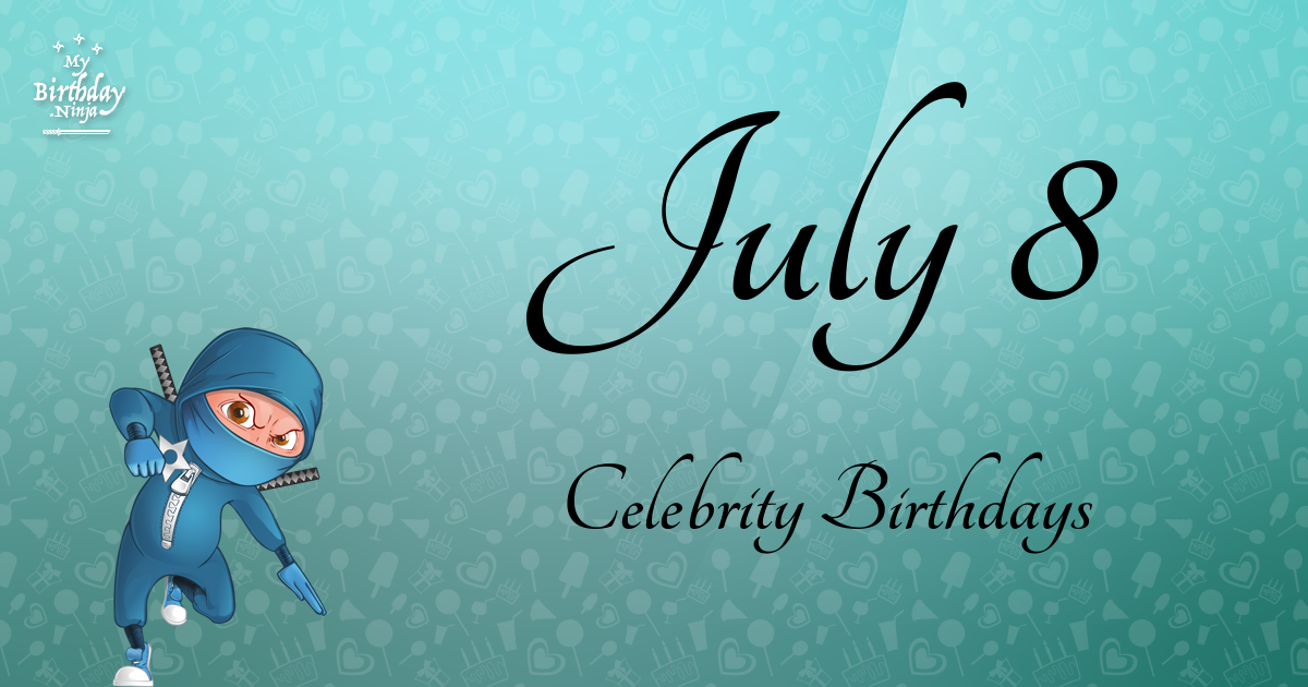 July 4th Celebrity Birthdays - YouTube