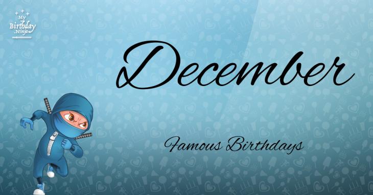 December 0 Famous Birthdays