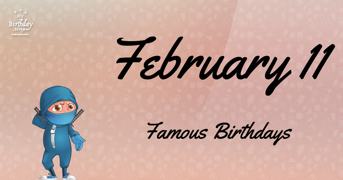 Celebrity birthdays in february 24