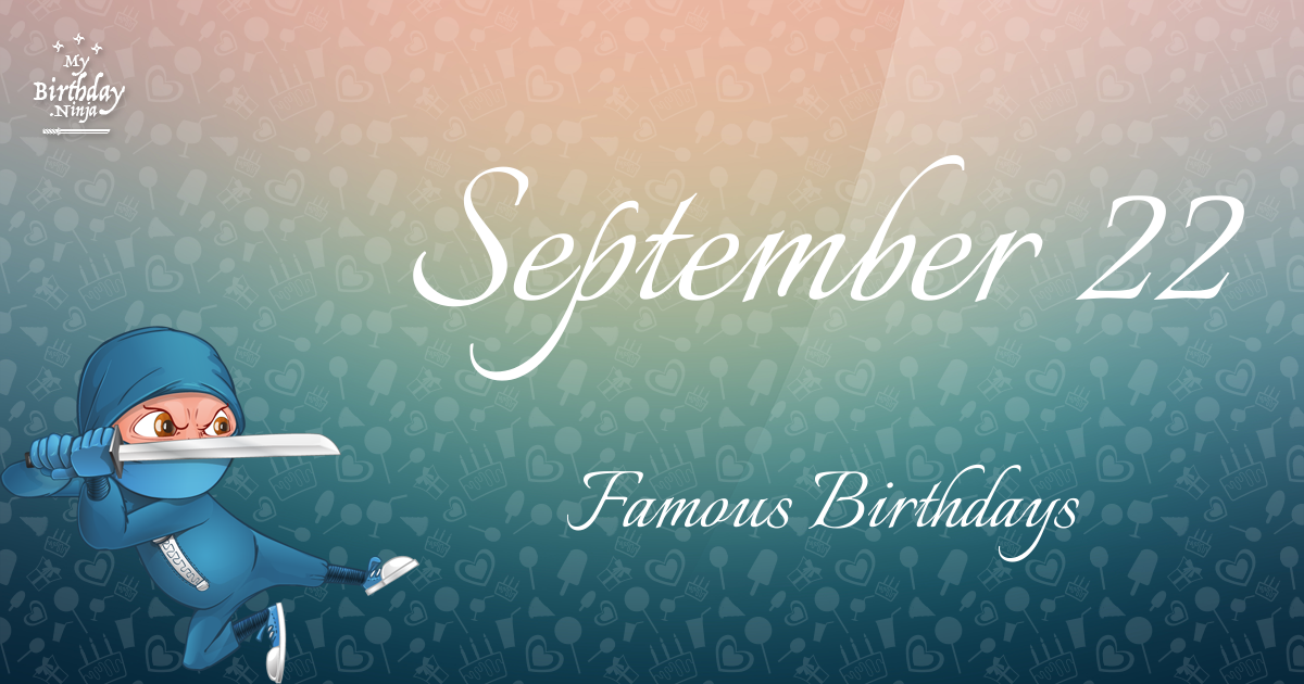 Celebrity Birthdays September 1, 2014 - YouTube