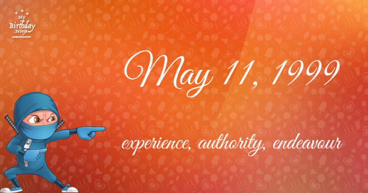 May 11, 1999 Birthday Ninja