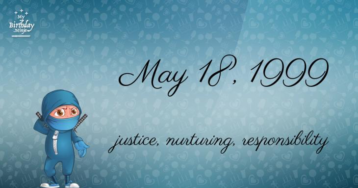 May 18, 1999 Birthday Ninja