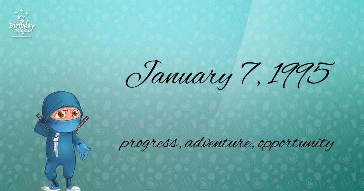 January 27 Zodiac Luck maker:
