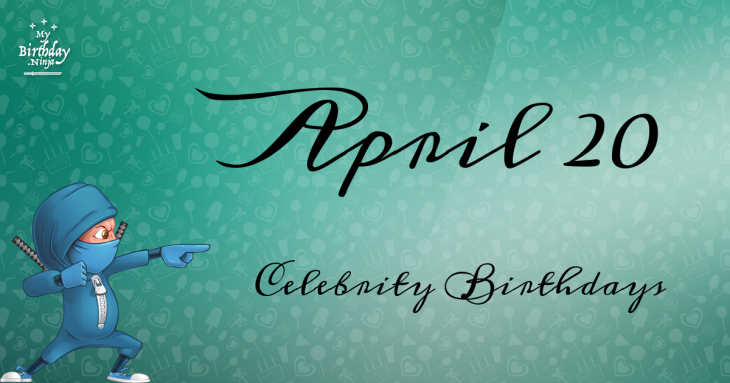 April 2 Celebrity Birthdays No One Tells You About