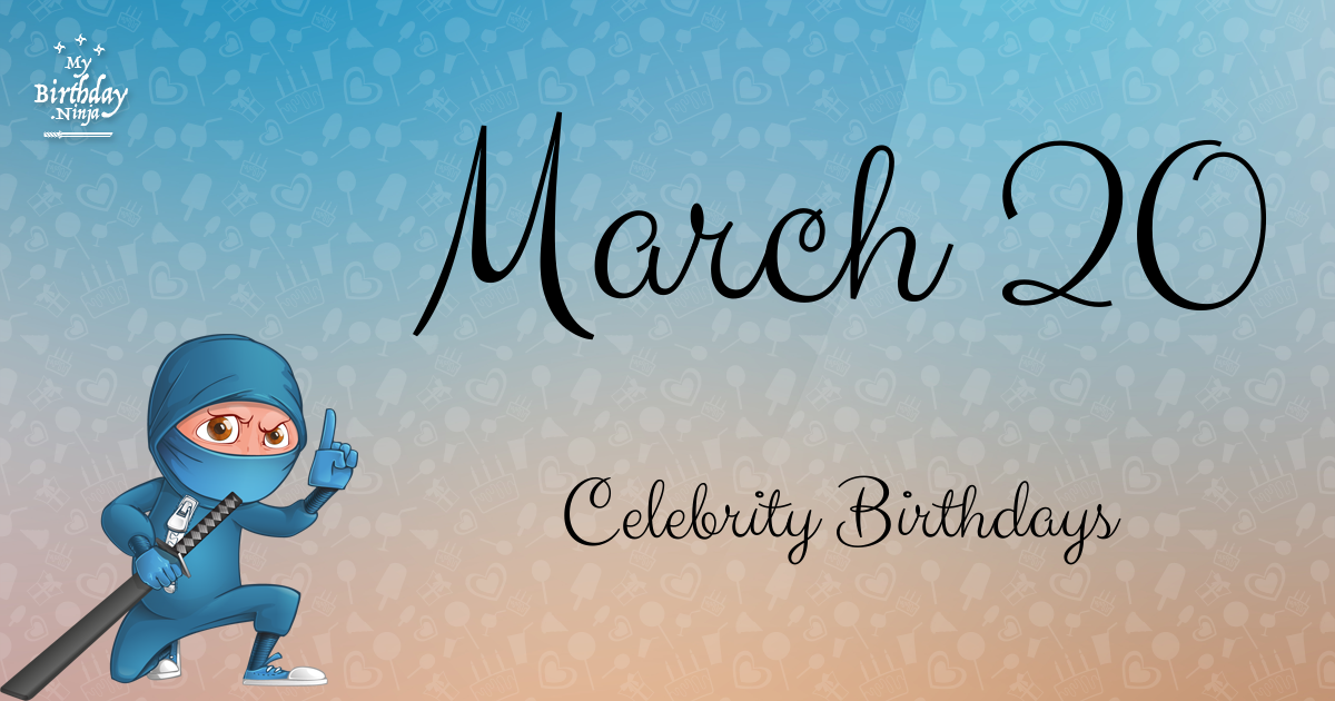 March 28 Birthdays | Famous Birthdays