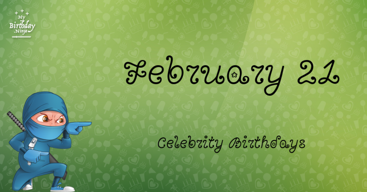 Famous People's Birthdays, February 23, India Celebrity ...