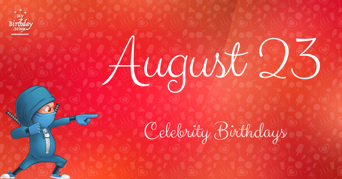 Celebrity birthdays in may 21