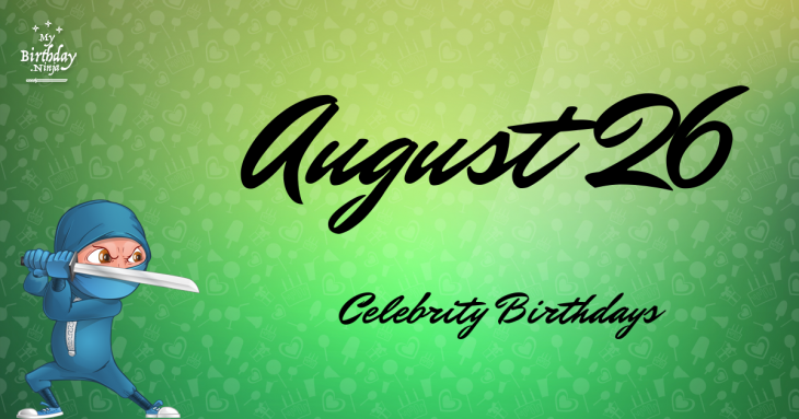 August 4 (Part 2) - Famous Birthdays - On This Day