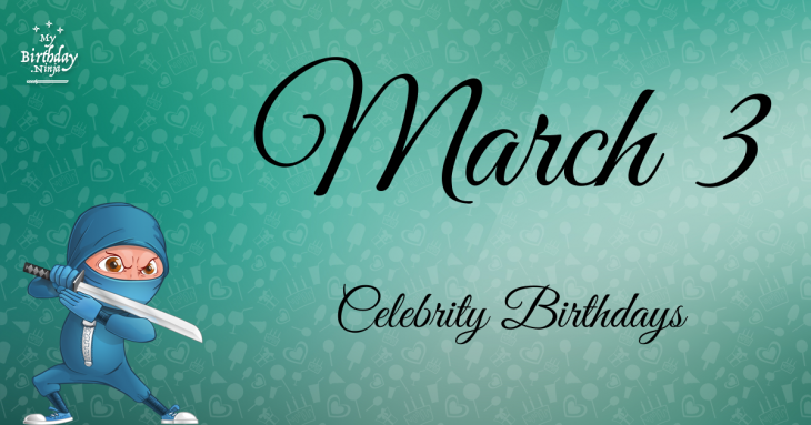Zodiac March 4 | Horoscope March 4| Hot Birthdays | Today ...