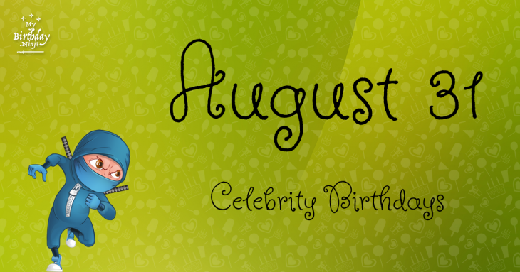 August 1 Birthdays | Famous Birthdays