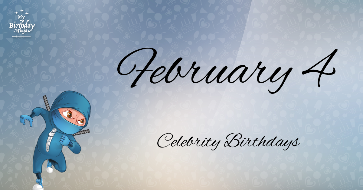 February 24 - Famous Birthdays - On This Day