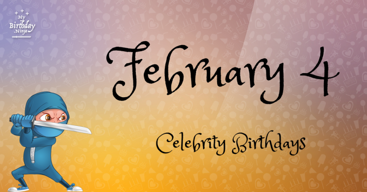 Famous People's Birthdays, February, India Celebrity Birthdays