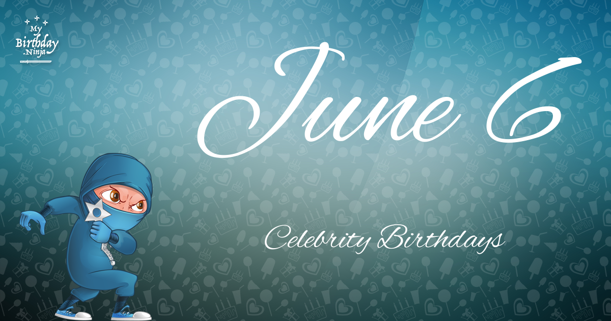 Celebrity Birthdays July 16th