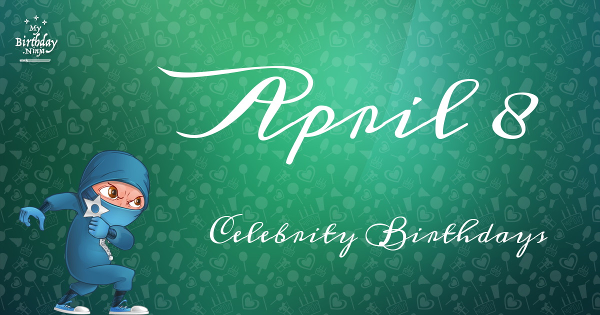 Celebrity birthdays for the week of April 2-8 | WTOP