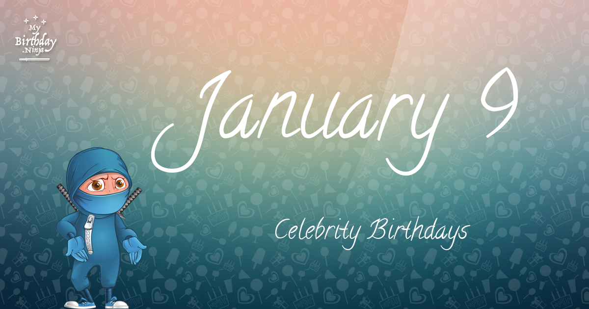 Famous People's Birthdays, January 16, India Celebrity ...