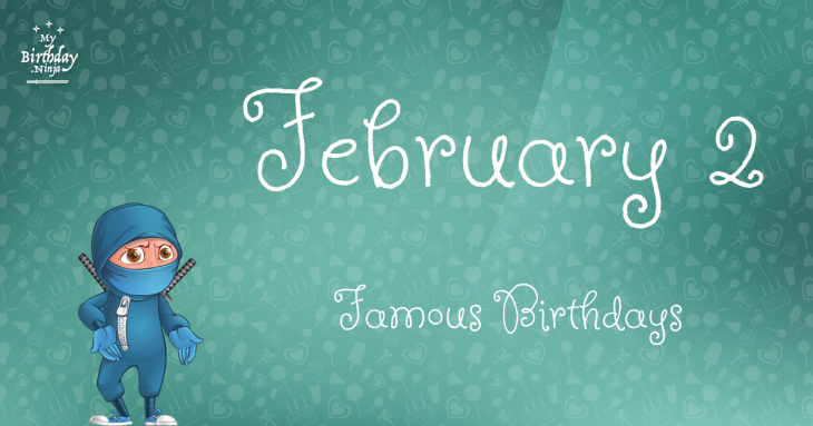 February 2 Birthday Compatibility and Love