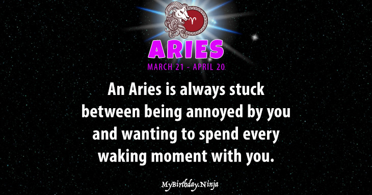Aries Personality #dx8f