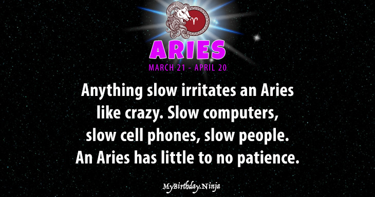 Aries Personality #nq52