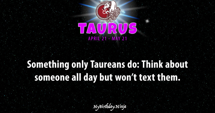 Taurus Personality #a4lb