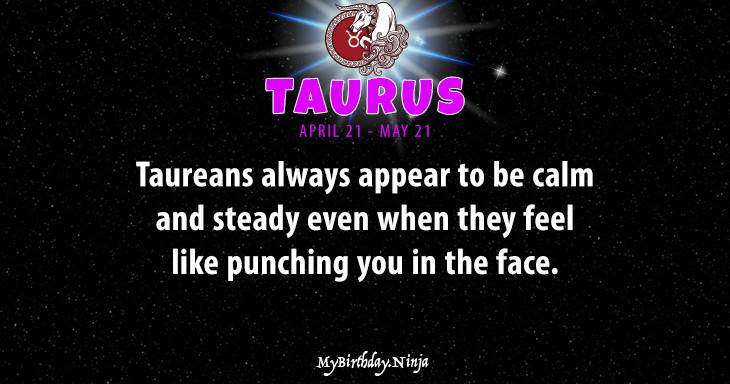 Taurus Personality #bpc2