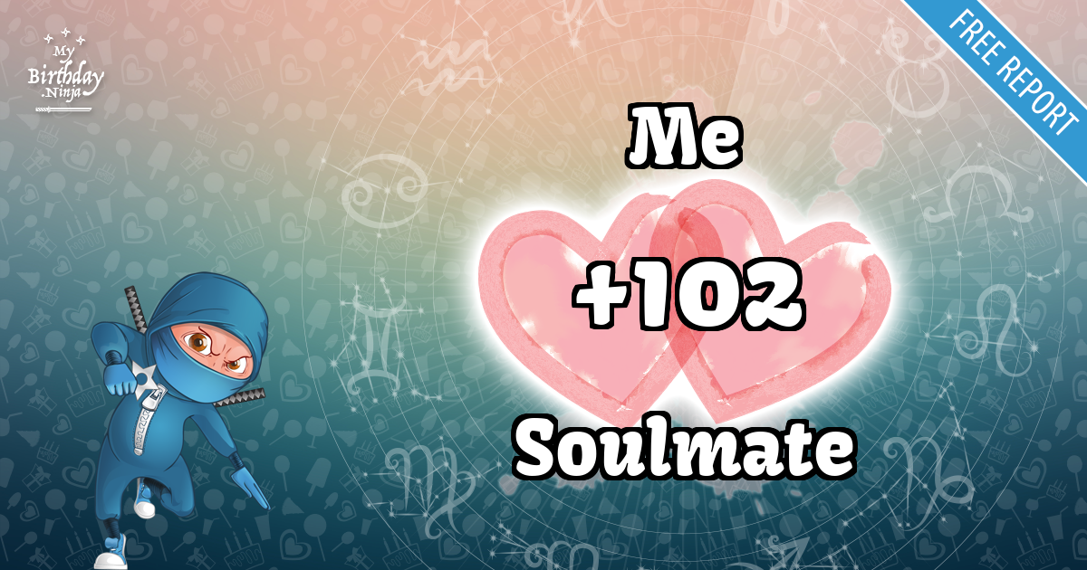 Me and Soulmate Love Match Score